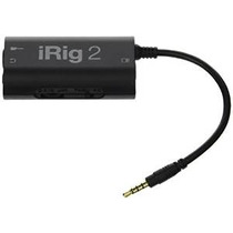 Ik Multimedia Irig De Adaptador De Interfaz 2 Guitarra Para
