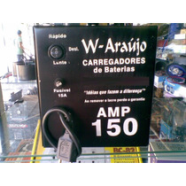 Fonte Automotiva Carregador De Baterias150amp Sedex Grátis