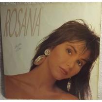 Lp Mpb: Rosana - Coração Selvagem - 1987 - Frete Grátis
