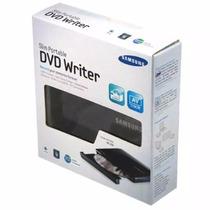 Grabadora Lectora Dvd Cd Samsung Externa Slim Usb Se 208gb