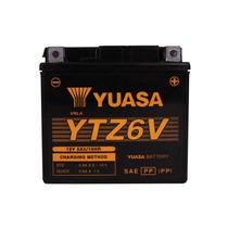Bateria Yuasa Ytz6v Xre 300/ Titan 150 Mix/ Fan 150 Esi