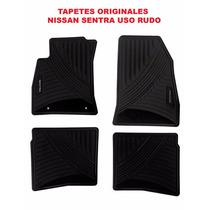 Tapetes Originales Nissan Sentra Color Negro, Envío Gratis!