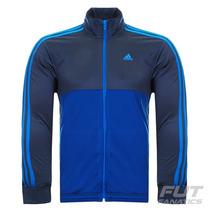 Agasalho Adidas Kn 1 Azul - Futfanatics