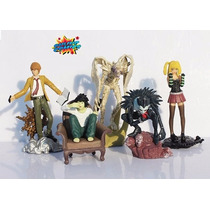 Death Note - Set De 5 Figuras De Colección