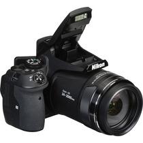 Câmera Digital Nikon Coolpix P900 16mp - Zoom Ótico 83x