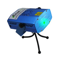 Mini Proyector Laser Bi-color Audio Rítmico