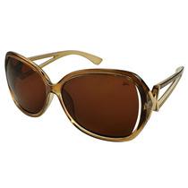 Óculos De Sol Sun John Debora Caramelo