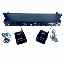 Body Pack Sennheiser Sr2000 Duplo (2 Unidades)