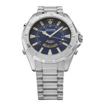 Relógio Technos Skydiver T205fm/1a Anadigi Grande T205fm