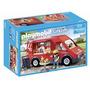 Playmobil 5632 Camion D Comida Food Truck Ciudad Retromex