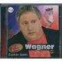 Cd Wagner Roberto - Espírito Santo [bônus Playback]
