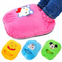 Pantufla Con Conector Usb Para Calentar Los Pies<br><strong class='ch-price reputation-tooltip-price'>$ 3.990</strong>