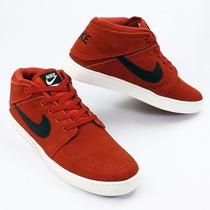 Tênis Sapato Nike Cano Médio Suketo Original Na Caixa !!!
