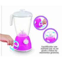 Cozinha Brinquedo Liquidificador Infantil Criança Brincar