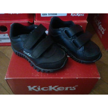 Zapato Zapatilla Colegial Kickers Nº 21y22