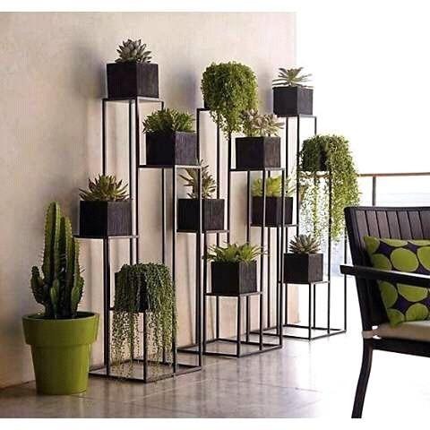 Suporte p plantas ferro modelo de luxo r 628 00 em mercado livre - Pedestal para plantas ...