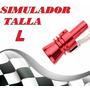 Simulador De Turbo Talla L