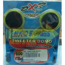 Jgo Tweeters Domo 1 200w Amarillo Dxr066880