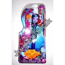 Clawdeen El Gran Arrecife Monster High Sirena