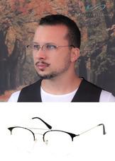 ba8805755 Armação Masculina Feminina Para Óculos De Grau Premium Club
