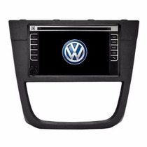 Central Multimídia Gol Saveiro Voyage G5 Tv Dvd Gps + Brinde