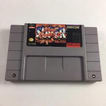 Street Fighter 2 - Videojuego - Snes Super Nintendo