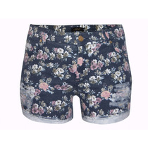 Short Jeans Florido Destroyed - Plus Size