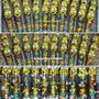 Souvenirs Tubos Golosineros Minions,minecraft Y Mas-promo .