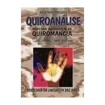 Livro: Quiroanálise Moderna Abordagem Da Quiromancia