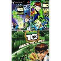 Patch Kombo 3games Ben10 Patch Play2