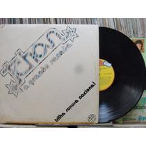 Tchan Grande Sacada Nacional Trilha Sonora Lp Gta 1977