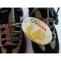 Zapatos Acadia Para Campismo Y Senderismo. Dama. Talla 23.