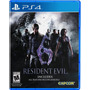 Resident Evil 6 Hd Ps4 Juegos Ps4 Delivery