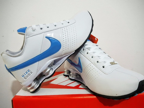 fd1036ec164 Carregando zoom. Tenis Nike Shox 4 Molas Feminino Ótimos Preços Tenis Nike  Shox Deliver 4 Molas Feminino Original Importado - R  190