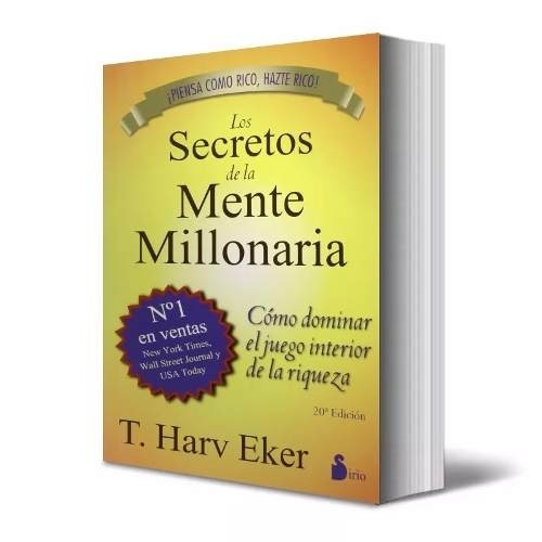 The Secrets Of The Millionaire Mind T Harv Eker Pdf R 20 00 Em