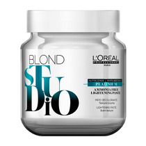 Loreal Blond Studio Platinum Ammonia Free 500ml