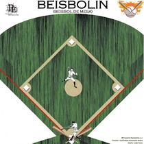 Beisbolin, Extraordinario Y Exclusivo Beisbol De Mesa