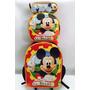 Kit Mochila Mickey Mouse Escolar Rodinhas Lancheira Térmica