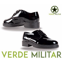 Zapato De Charol Original 707 West Point Duty High Gloss