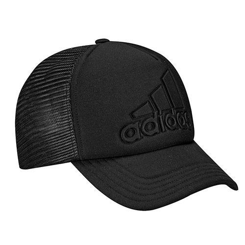 gorras negras de adidas