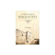 Comentário Bíblico Nvi Antigo E Novo Testamentos