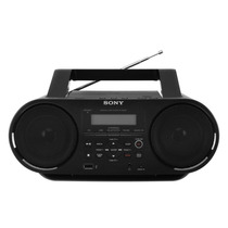 Sony Grabadora Reproductora Cd Bluetooth Zsrs60bt