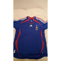Camiseta Francia 2006