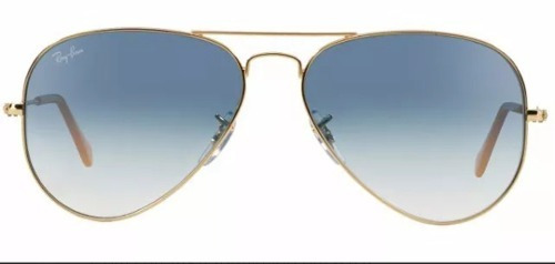 274c9e270 Rayban Top Aviador Azul Degradê Original - Semi Novo - R$ 219,99 em Mercado  Livre