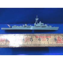 Marinha Navio De Guerra Made Germany Metal Anos 50 - 8,5 Cm