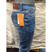 Jeans Mezclilla Hugo Boss