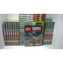Lego Marvel Super Heroes Xbox 360 Original, Novo Rcr Games
