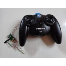 Kit Controle E Receptor Do Helicóptero Skyhank Da Candide