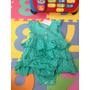 Vestido Carters Verde Con Lunares Para Niña De 6 A 12 Meses
