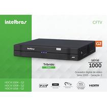 Gravador Dvr Digital Hdcvi 1016 G2 1080p Tribrido Intelbras